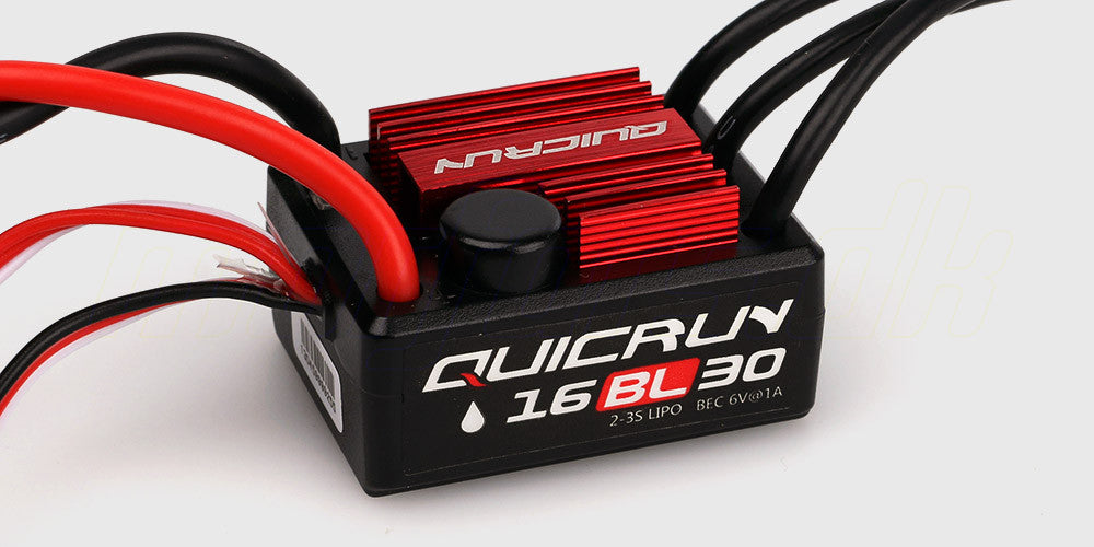 QUICRUN 16BL30 Brushless ESC