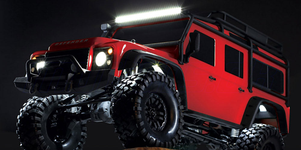 LED Lightbar kit (Rigid) TRX-4