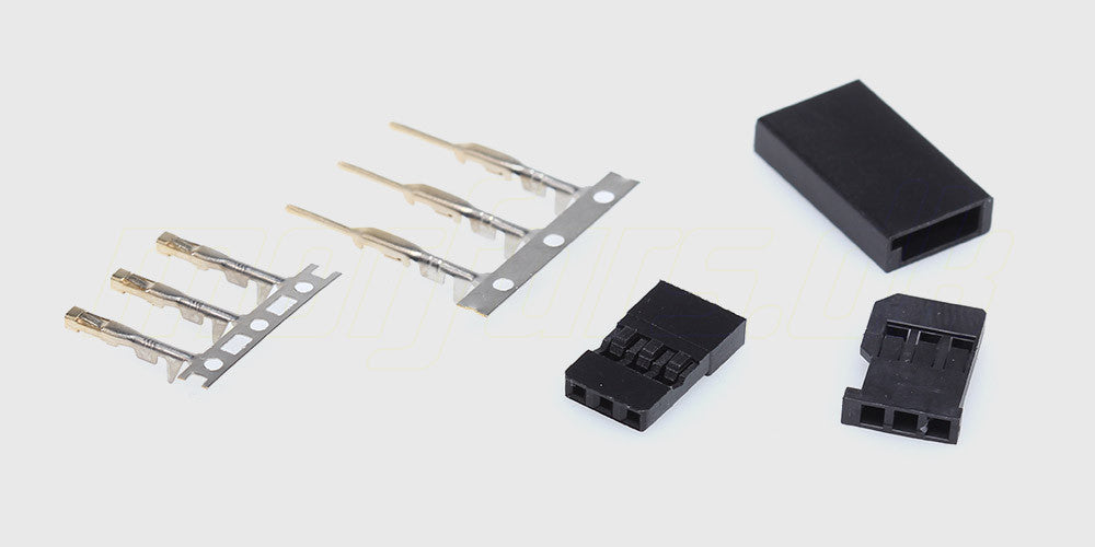 Futaba Connector set