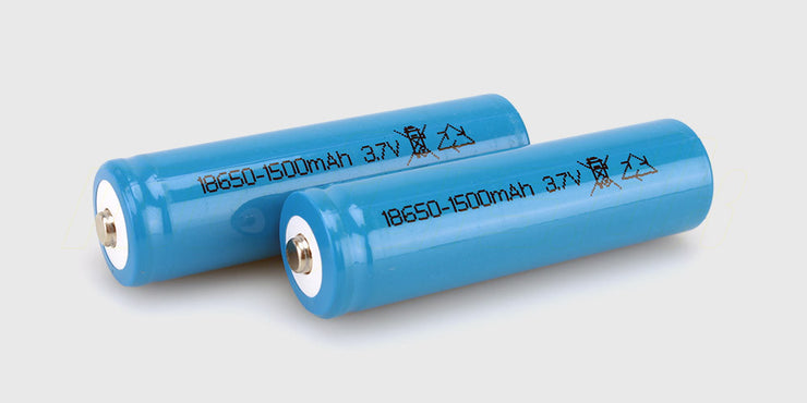 1500mAh batterier til Survivor v2