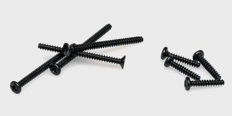 Bulkhead mounting screws
