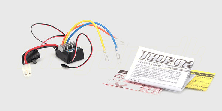 Brushless ESC TBLE-02S