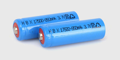 Survivor batterier 3,7V 850mAh Li-ion