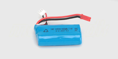 Li-ion Battery Pack (7,4V 650mAh)