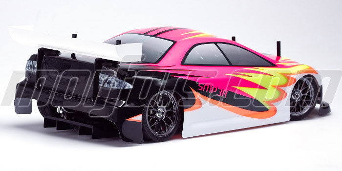 MZDS-6 Touring Car Body (pink)