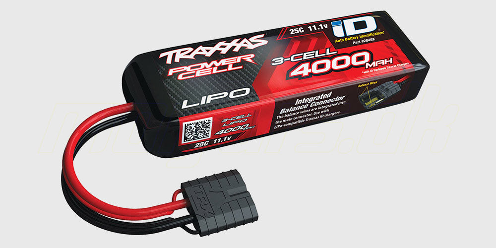 Traxxas Power Cell 11.1V 4000mAh
