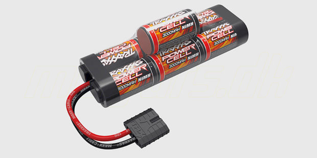Traxxas Power Cell 8.4V 3000mAh (HUMP)
