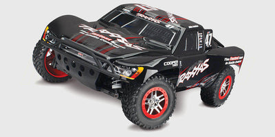 Traxxas Slash 4x4 TSM edition