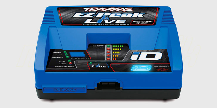iD Charger Traxxas