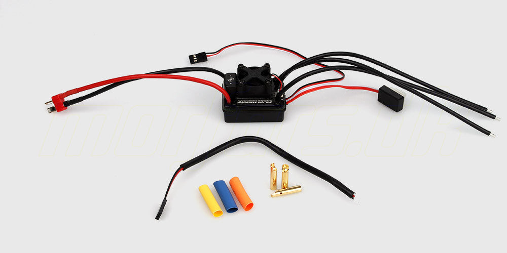 EZRUN WP-80A Brushless ESC (vandtæt)