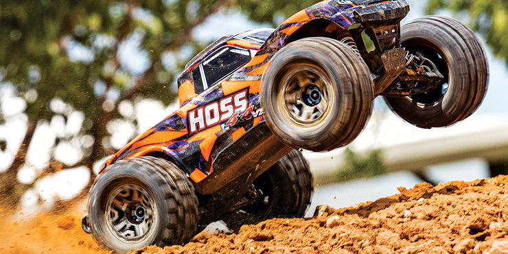Traxxas Hoss Monster Truck
