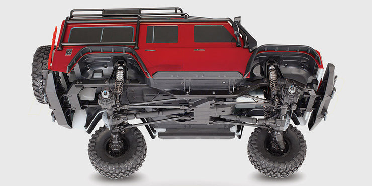 TRX-4 Scale and Trail Crawler