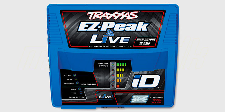 Traxxas Live charger