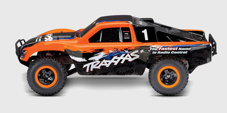 Traxxas Slash 2W - limited orange