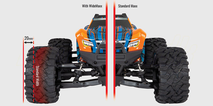 WideMaxx Suspension Kit