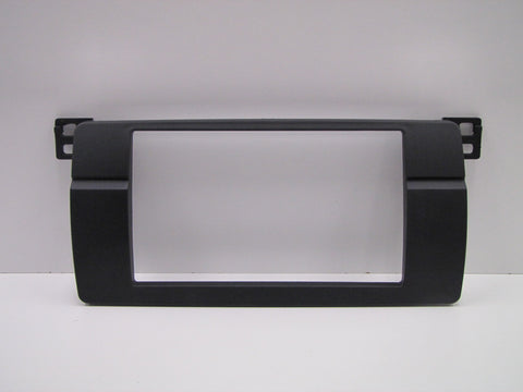 BMW 3 Series E46 Double DIN 2-DIN Dash Bezel Kit