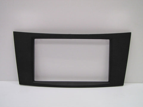 "Mercedes-Benz W221 E-Class 2003-2009 ""One-Piece"" Double DIN Dash Kit"