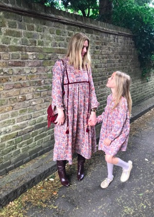 Fashion editor Sarah Clark about dressing children