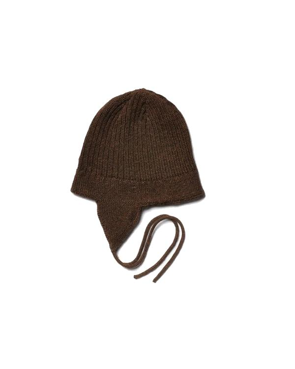 baby hat - brown