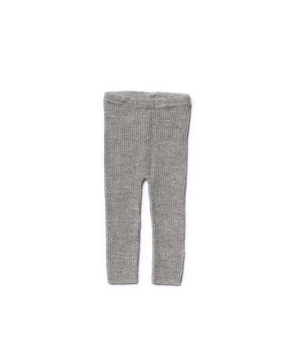 Classic, made to last gray grandpa pants made with 100% soft alpaca.