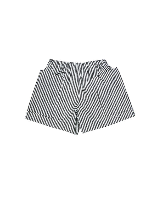 Pocket Shorts Linen