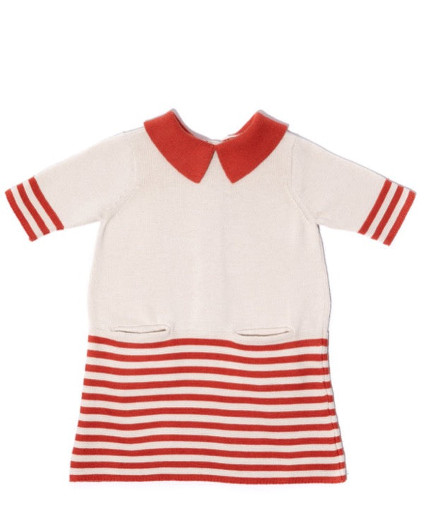 Sister Dress Striped