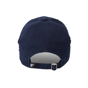 Fuzion Your Problem Edition Navy blue Distressed Ballcap