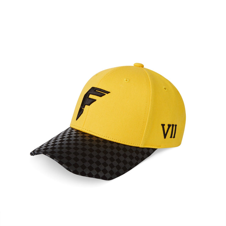 Fuzion Viral VII Edition Yellow Baseball cap