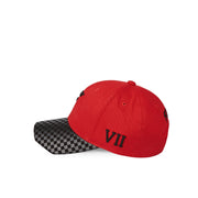 Fuzion Viral VII Edition Red Baseball cap