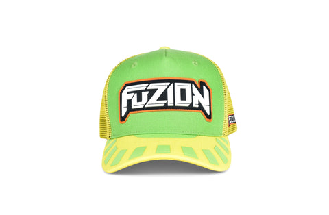Fuzion Xtreme Baseball Green-Yellow