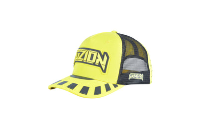 Fuzion Xtreme Baseball Yellow-Gray
