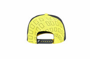Fuzion Xtreme Baseball Yellow-Gray - Fuzion caps