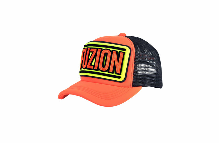 Fuzion Classic Neon-Orange - Fuzion caps