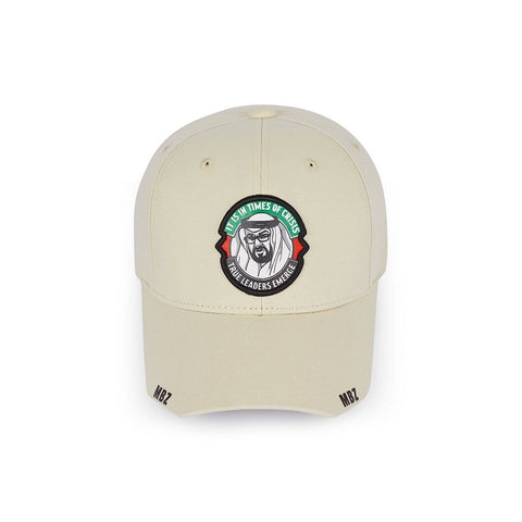 MBZ Sand Color Baseball Cap - Fuzion caps