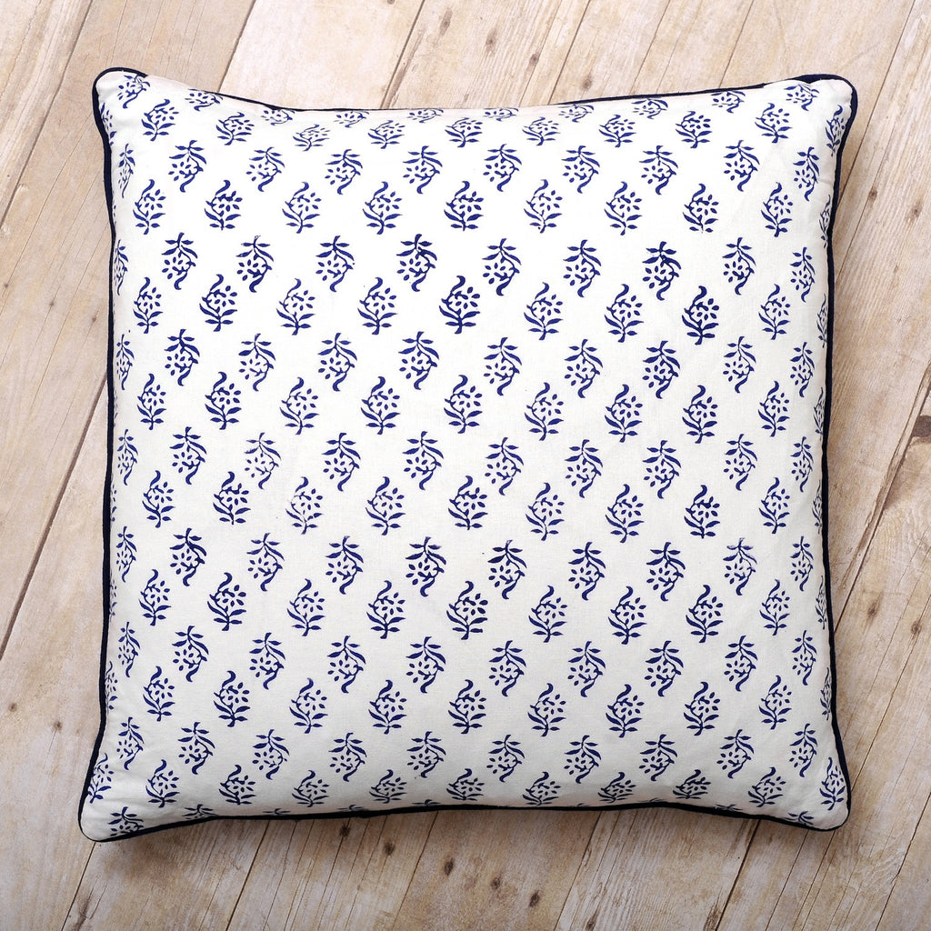Mansi Block Print Cushion