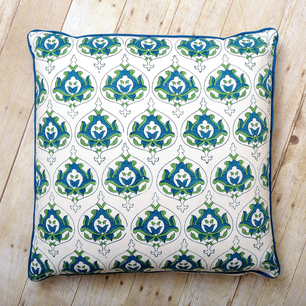 Preeti Block Print Cushion