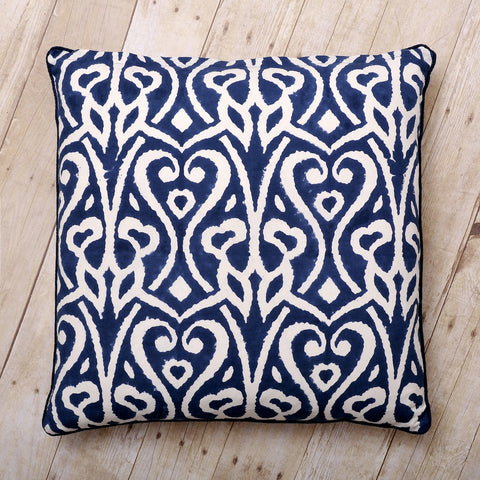 Sitara Block Print Cushion (on sale)