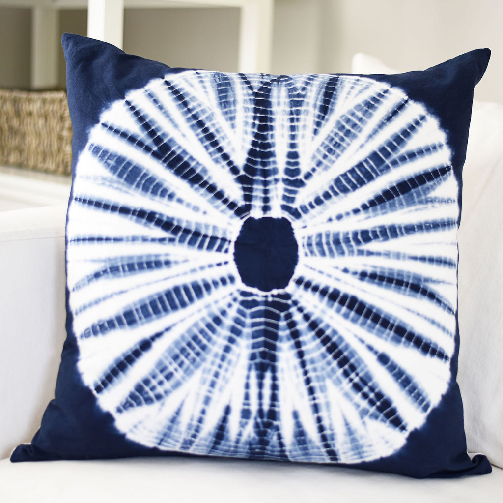Shibori Cushion I