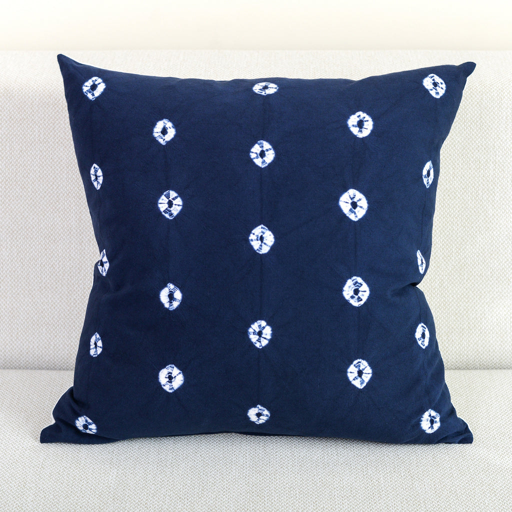 Shibori Cushion III