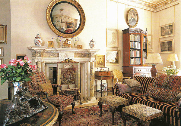 Inside Clarence House Luke Honey Decorative Antiques