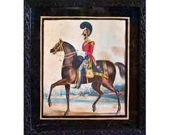 Officer of the 3rd Dragoon Guards, circa 1850