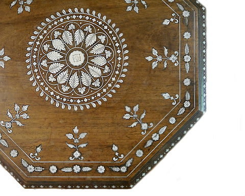 Anglo-Indian Table, Mysore, circa 1890