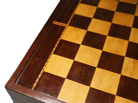 Antique Backgammon