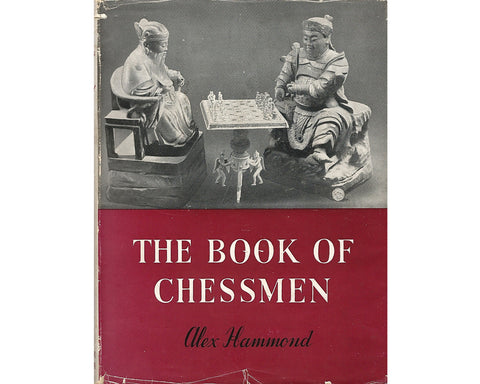 Hammond: The Book of Chessmen, Signed