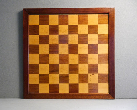 British Chess Company Board, circa 1895