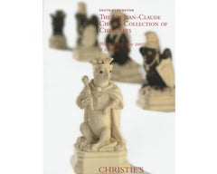 Christie's Cholet Chess Collection Catalogue