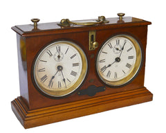 Congress Chess Timer, Jaques & Son, 1907/8
