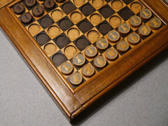 "Rare De La Rue ""Combination"" Chess Set, 1878"