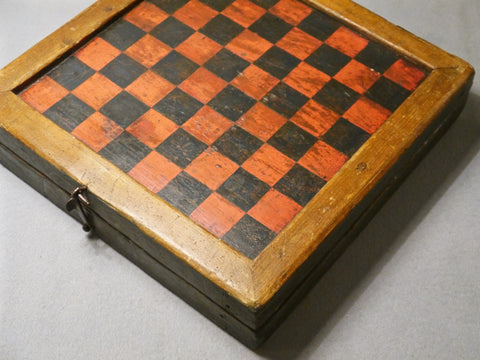 Early South German Games Board, 18th century