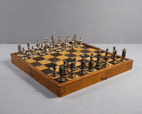 Frederick the Great Chess Set, 19th century